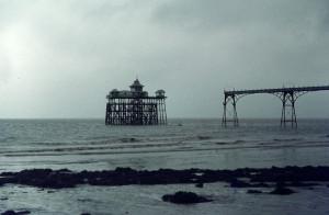 1973 Clevedon Pier