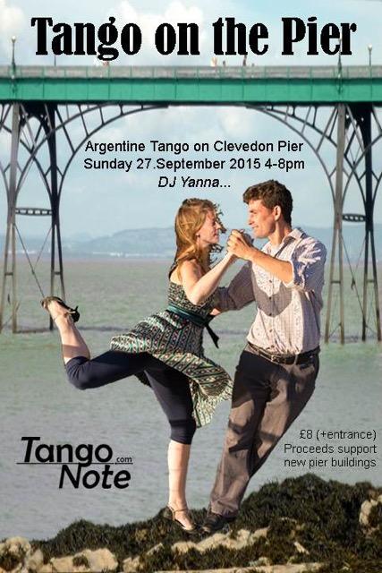 Tango on the Pier