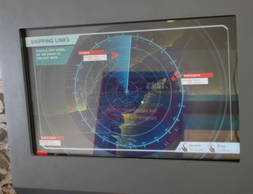 Shipping Links brings real time vessel tracking to Clevedon Pier