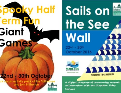 October Half-term  Events – Fun, Games and Artwork