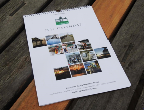 Clevedon Pier & Heritage Trust Official 2017 Calendar