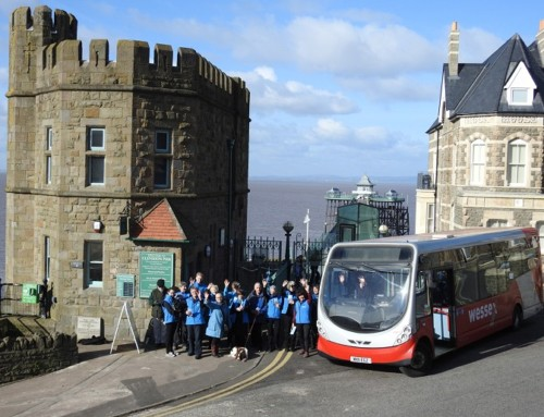 Partnership with Wessex Bus