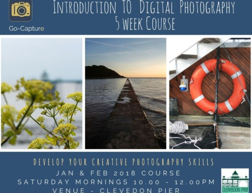Introduction to Digital Photography Course 2018
