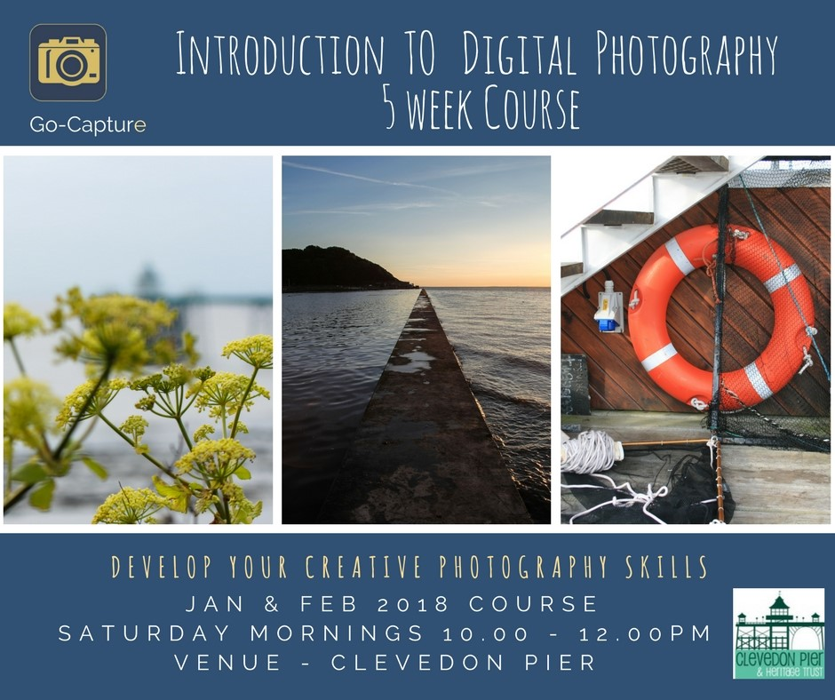 Studio Lighting Course: Introduction To Digital Photography Course 2018