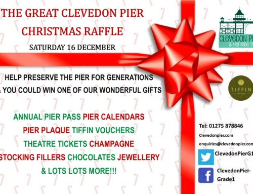 The Great Clevedon Pier Christmas Raffle