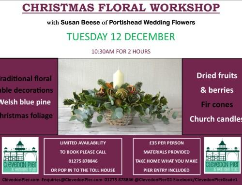 Christmas Floral Workshop