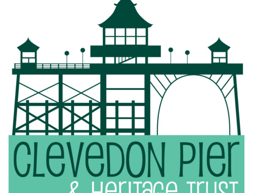 Proper Job supports Clevedon Pier