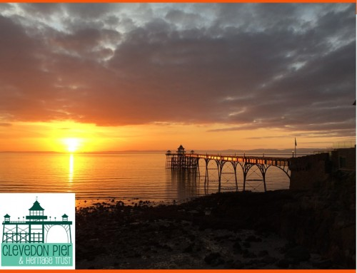 Late Night Sunset Opening's at Clevedon Pier