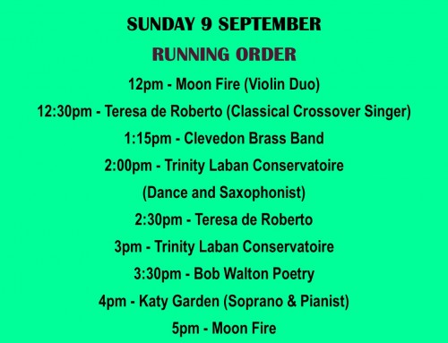 Classical Day Running Times