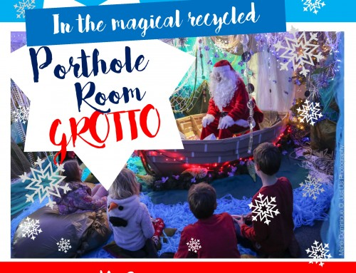 Sea Santa Christmas Grotto Returns!!!