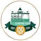 Clevedon Pier Logo