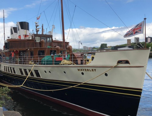 Waverley withdrawn from service