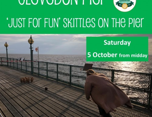 Postponed – Skittles on the Pier