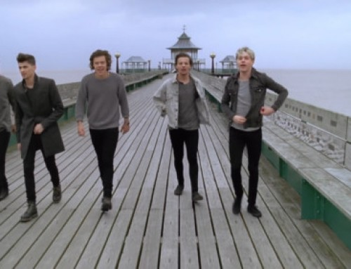 One Direction anniversary helps boost Clevedon Pier footfall