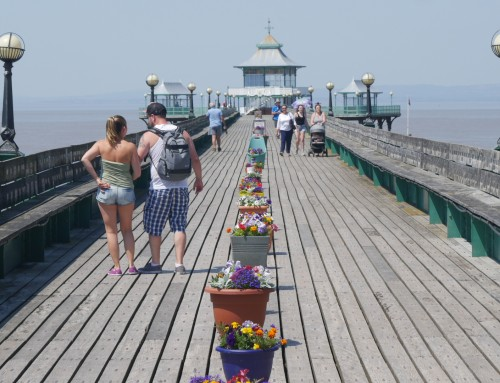 Clevedon Pier and Heritage Trust awarded a Culture Recovery Grant