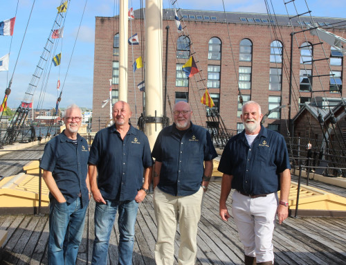 The Barnacle Buoys to play live on the Pier – Sunday, 19th September