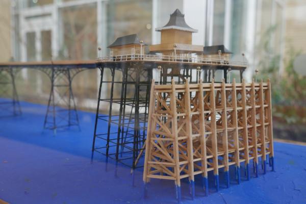 Pier Model II
